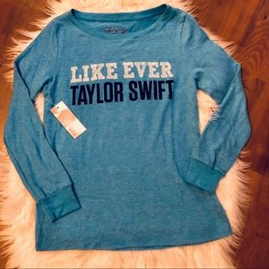 Taylor Swift New With Tags Like Ever light Sweater